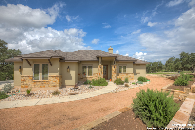 Canyon Lake Single Family Home Active Option: 1017 Laredo Ln