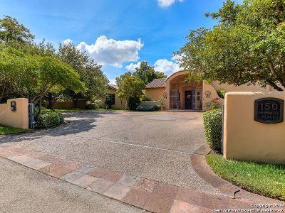 San Antonio Single Family Home For Sale: 150 Primrose Pl