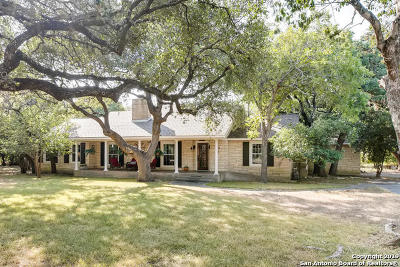 San Antonio Single Family Home For Sale: 9777 Oakland Rd