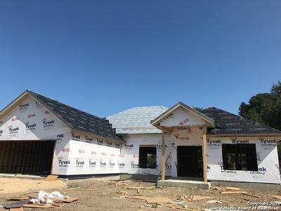 Seguin Single Family Home For Sale: 1127 Creekstone Trail