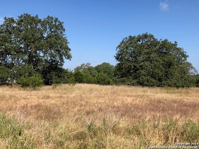 New Braunfels Residential Lots & Land For Sale: Lot 1707 Brushy Curve