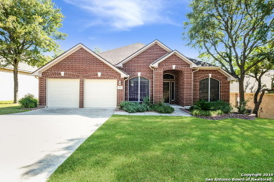 Schertz Single Family Home For Sale: 2512 Woodbridge Way