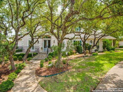 Timberwood Park Single Family Home For Sale: 2614 Winding View