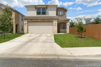 Selma Single Family Home For Sale: 455 Harvest Pt