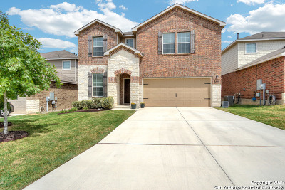 Alamo Ranch Single Family Home For Sale: 12907 Limestone Way