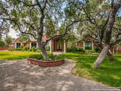 Hollywood Park Single Family Home For Sale: 244 Mecca Dr
