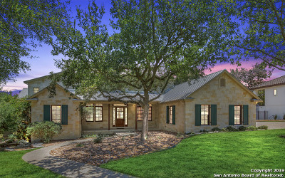 Fair Oaks Ranch Single Family Home For Sale: 8624 Delta Dawn Ln