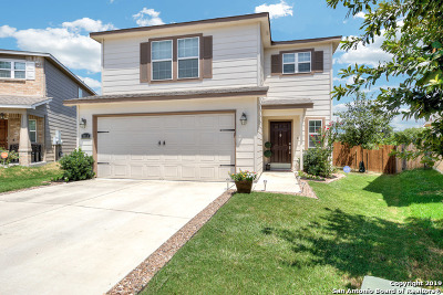 Selma Single Family Home For Sale: 3818 Misty Quail