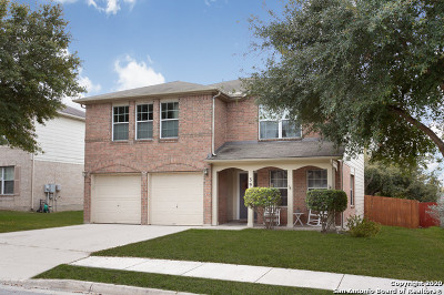 Schertz Single Family Home For Sale: 3937 Brook Hollow Dr