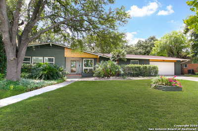 Single Family Home For Sale: 1511 Haskin Dr