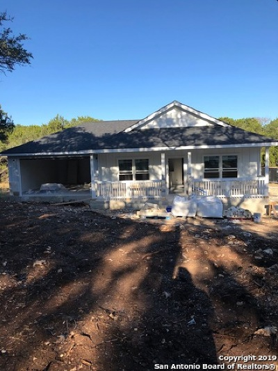 Wimberley Single Family Home For Sale: 4 Agave Ct