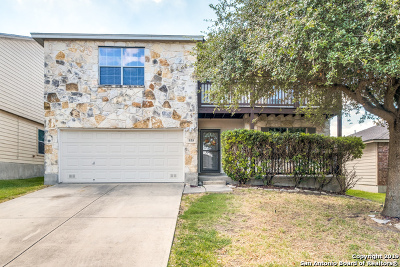 San Antonio Single Family Home New: 935 Magnolia Field