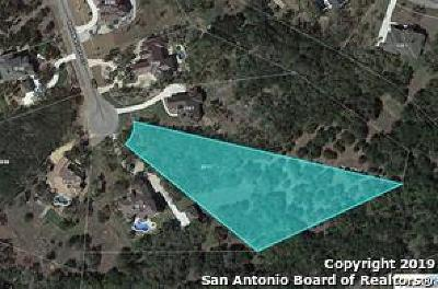 New Braunfels Residential Lots & Land For Sale: 2371 Haven Bluff Ct