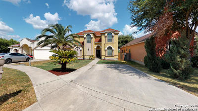 San Antonio TX Single Family Home Price Change: $239,900