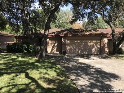 Fair Oaks Ranch Single Family Home For Sale: 7721 Terra Manor