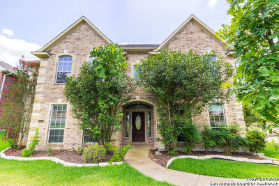 Stone Oak Single Family Home For Sale: 2145 Cactus Circle