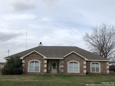 Floresville Single Family Home For Sale: 615 A St