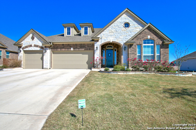 Guadalupe County Single Family Home For Sale: 3209 Ashleys Way
