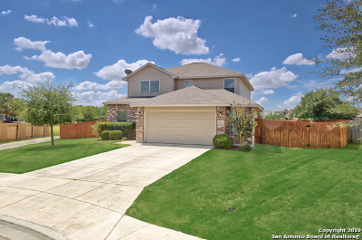 New Braunfels Single Family Home Active Option: 640 Whooping Crane