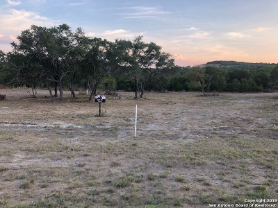 Boerne Residential Lots & Land For Sale: Lot 72 Table Rock