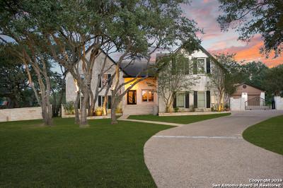 Boerne Single Family Home Active Option: 30030 Royal Mustang Circle