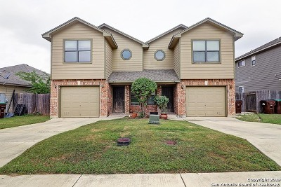 Bexar County Multi Family Home For Sale: 11427/11431 Creek Eagle