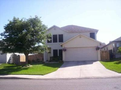 Converse Single Family Home For Sale: 6470 Beech Trail