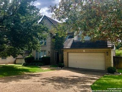 Stone Oak Rental For Rent: 23223 Whisper Canyon