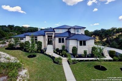 San Antonio Single Family Home For Sale: 23000 Linwood Ridge