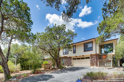 Helotes Single Family Home For Sale: 10750 Bar X Trail