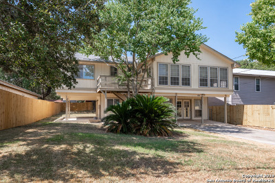 Canyon Lake Single Family Home For Sale: 178 Mary Ann Dr