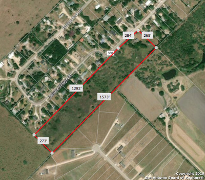 New Braunfels Residential Lots & Land For Sale: 321 Leisure Village Dr