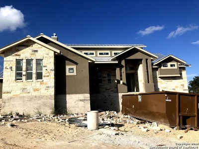 New Braunfels Single Family Home For Sale: 5812 Keller Ridge