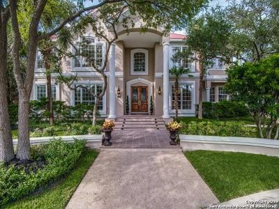 San Antonio Single Family Home For Sale: 7 Westelm Pt