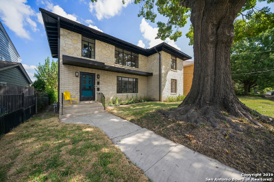Bexar County Multi Family Home For Sale: 425 W Lynwood Ave