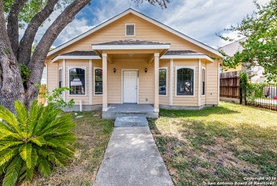 Single Family Home Price Change: 1318 W Hollywood Ave