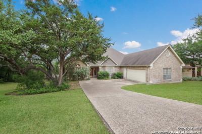 Single Family Home For Sale: 19206 Habitat Cove