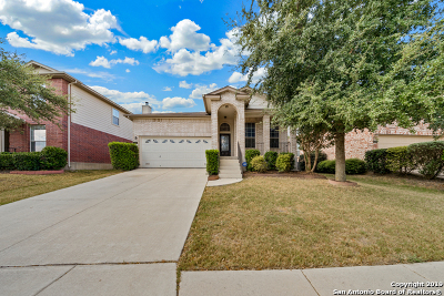 Alamo Ranch Single Family Home For Sale: 12202 Redbud Leaf