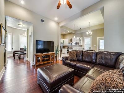 Single Family Home For Sale: 411 Cedar St