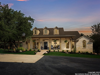 New Braunfels Single Family Home Active RFR: 130 River Chase Dr