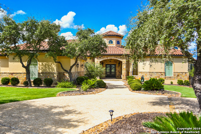 Boerne TX Single Family Home For Sale: $1,399,000