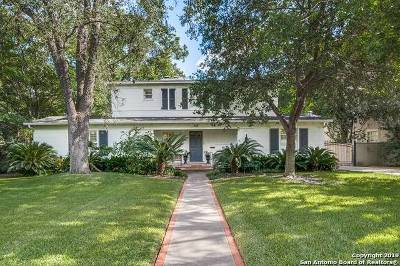 Single Family Home For Sale: 408 Canterbury Hill St
