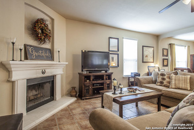 Cibolo Single Family Home For Sale: 124 Falcon Park