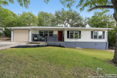 New Braunfels Single Family Home For Sale: 654 Floral Ave