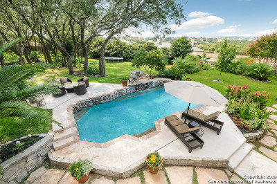 San Antonio Single Family Home For Sale: 5 Champions Mark