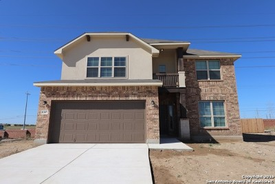 Converse Single Family Home For Sale: 8307 Noble Crest
