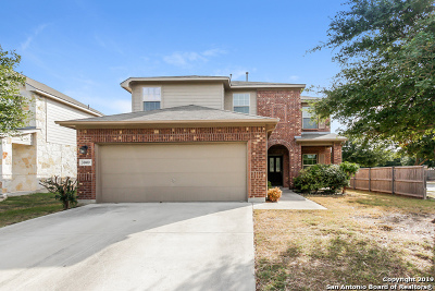 Schertz Single Family Home For Sale: 3049 Turquoise