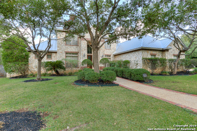 San Antonio Single Family Home New: 3 Regency Row Dr