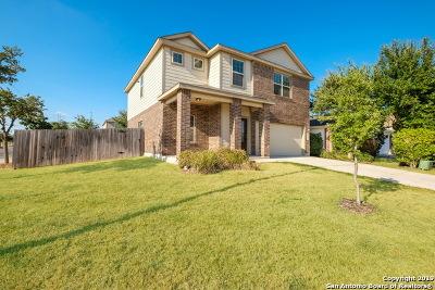 Converse Single Family Home For Sale: 8403 Blackstone Cove