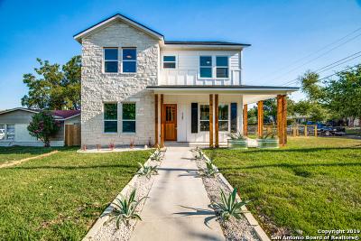 Single Family Home New: 127 Waldo Dr